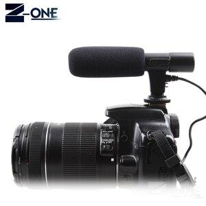 Image 5 - Mic 01 المهنية مكثف كاميرا ميكروفون لكانون EOS M2 M3 M5 M6 800D 760D 750D 77D 80D 5Ds R 7D 6D 5D مارك IV