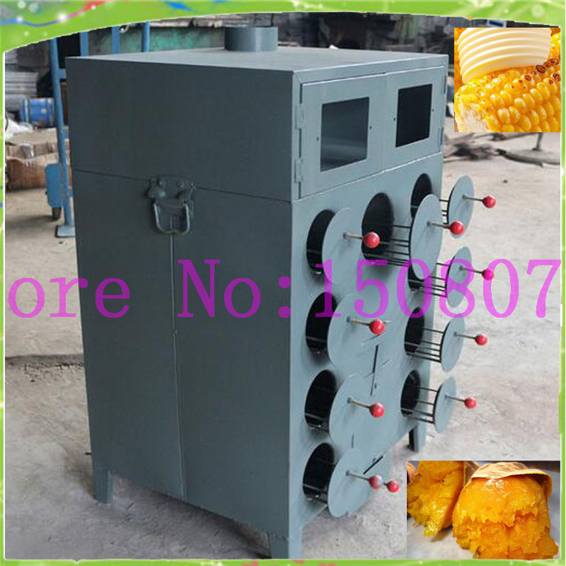 2017 new launched products sweet potato roasting machine / sweet potato grill machine / Chinese potato baking machine