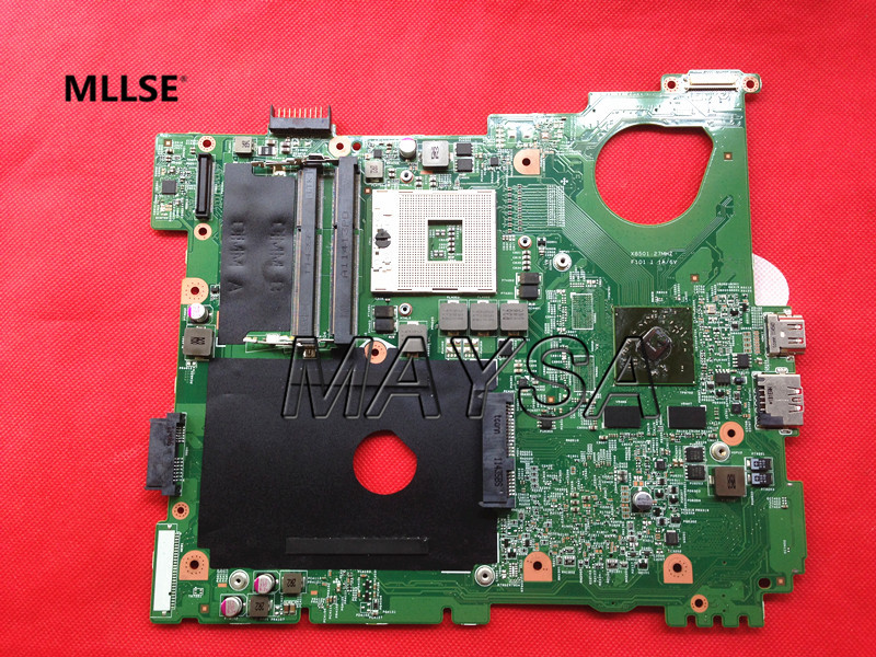 все цены на NKC7K 0NKC7K CN-0NKC7K Main Board Fit For Dell Inspiron 15R N5110 5110 Laptop motherboard, 100% working онлайн