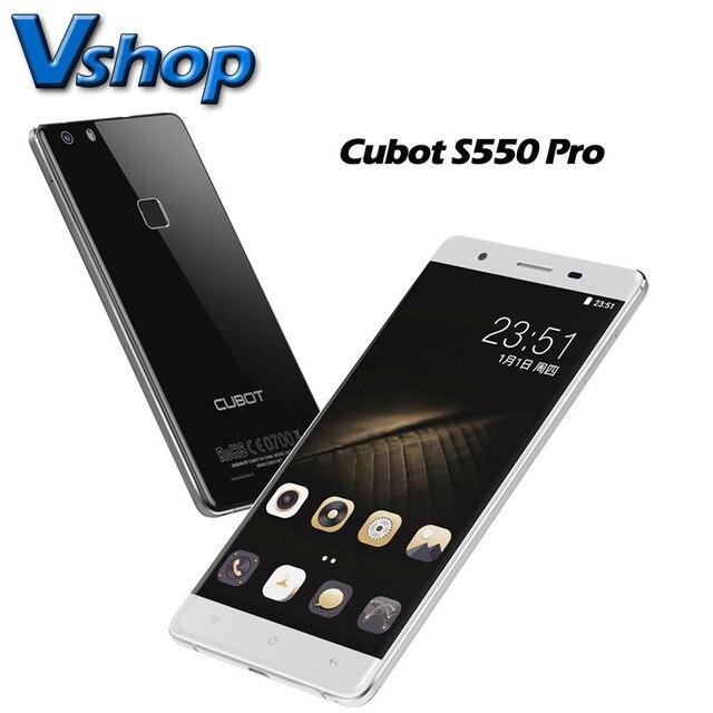 Оригинал CUBOT S550 Pro 4 Г Мобильные Телефоны Android 5.1 3 ГБ RAM 16 ГБ ROM Quad Core 720 P Dual SIM Смартфон 5.5 дюймов Сотовый Телефон OTG