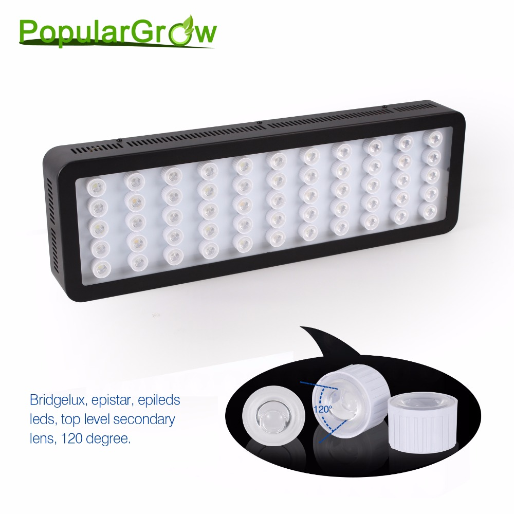 populargrow wifi 165w aquarium light for reef coral fish with dimmable and wifi function marine light best for tank Pakistan