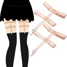 Дизайн, женские чулки, подтяжки для подвязок, гольфы, женские эластичные длинные носки, держатель для чулок, пояс для подвязок