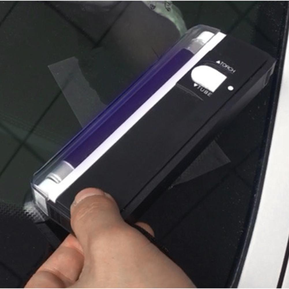 Automotive Glass Repair Resin Curing UV Lamp Repair Of Automotive Glass And Resin Curing Lighting Counterfeit Currency Detection in Auto Glass from Automobiles Motorcycles