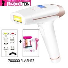 Original Lescolton 2 in 1 Laser Epilator IPL Permanent Laser Hair Removal Home Bikini Electric Rejuvenation Depilador Laser цена и фото