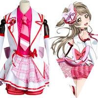 Love Live Kotori Minam After School Activity Dress Cosplay Costume Halloween Carnival For Women Girls