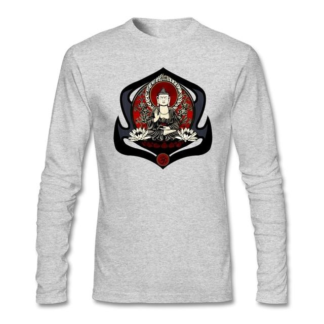 Aliexpress.com : Buy 2017 men Gautama Buddha T Shirt Cool Unique ...
