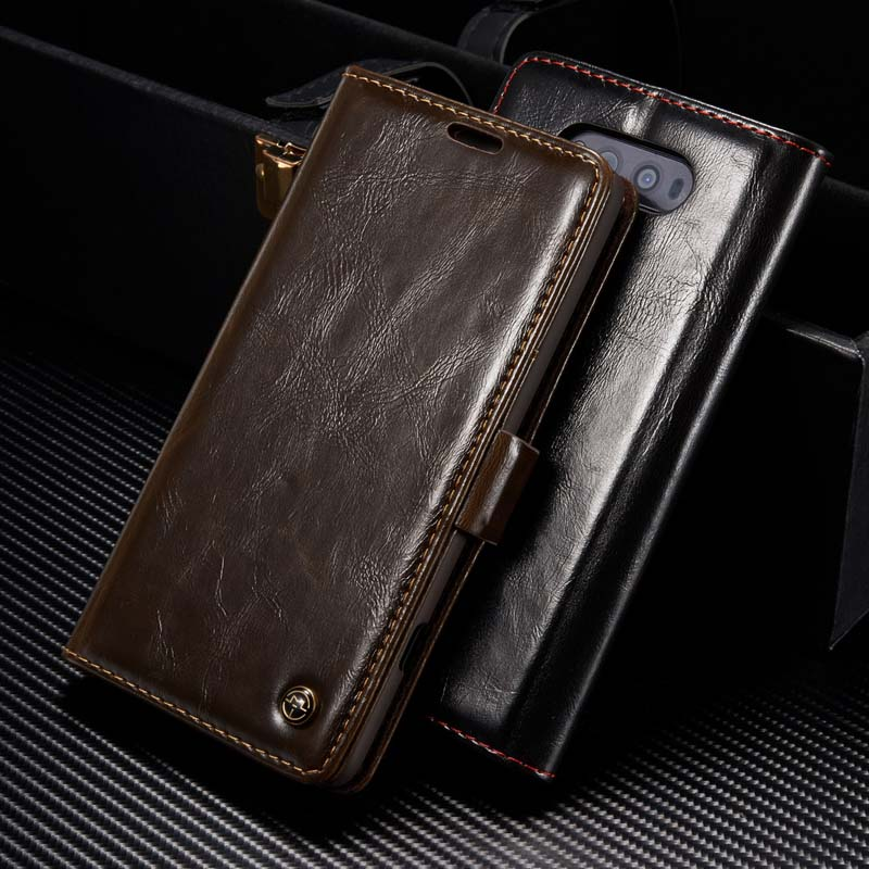 CaseMe Original Brand Genuine Leather Tempered Glass Magnet Auto Flip Wallet Case Cover For LG V10 V20 G5 G4 Phone Case JS0216CaseMe Original Brand Genuine Leather Tempered Glass Magnet Auto Flip Wallet Case Cover For LG V10 V20 G5 G4 Phone Case JS0216