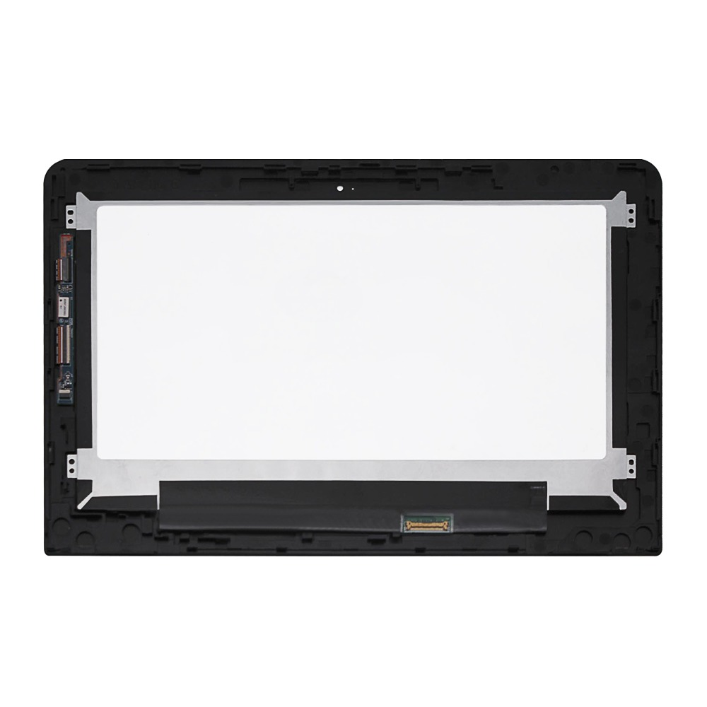 11.6 LED LCD Display Assembly With Touch Screen Digitizer +Bezel +Control Board For HP Pavilion X360 M1-U M1-U000 11 6 inch assembly for hp pavilion x360 11 k000na 11 k 11k lcd screen touch digitizer assembly