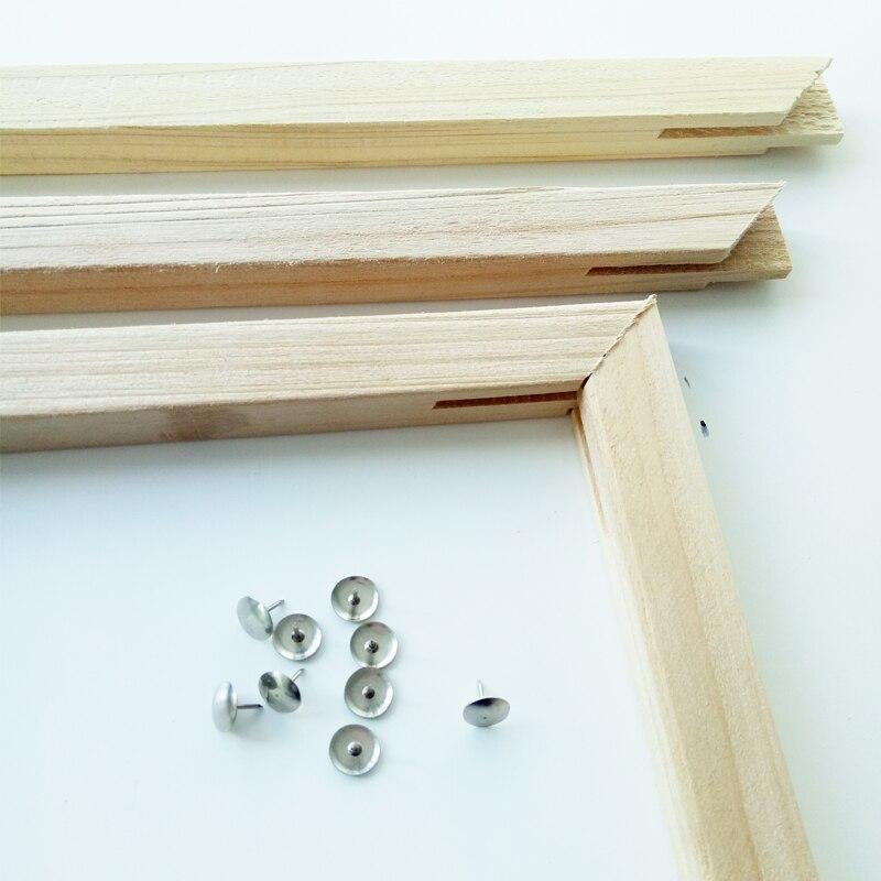 CHENISTORY DIY Marco de pintura por números de marco de madera 40x50 cm combinación única, regalo de arte de pared imagen obras de arte casa decoración