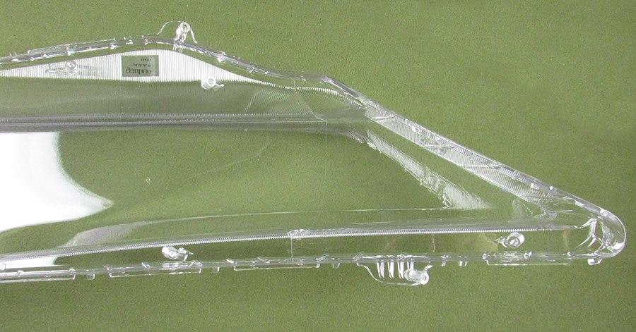 farol do carro m3 2 pcs vidro cobre 05