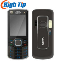원래 노키아 6220 클래식 A-GPS 3 그램 5MP 카메라 6220c 휴대 전화 도매 노키아 6220 쓰자 무료 배송