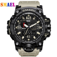 2017 Newest Brand Fashion Watch Men G Style Waterproof Sports Military Army Watches S Shock Digital