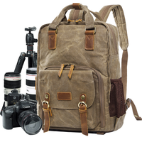 Для Мужчин's Повседневное рюкзак Для мужчин открытый зеркальная камера сумка рюкзак большой Ёмкость цифровой камеры Для мужчин функциональ