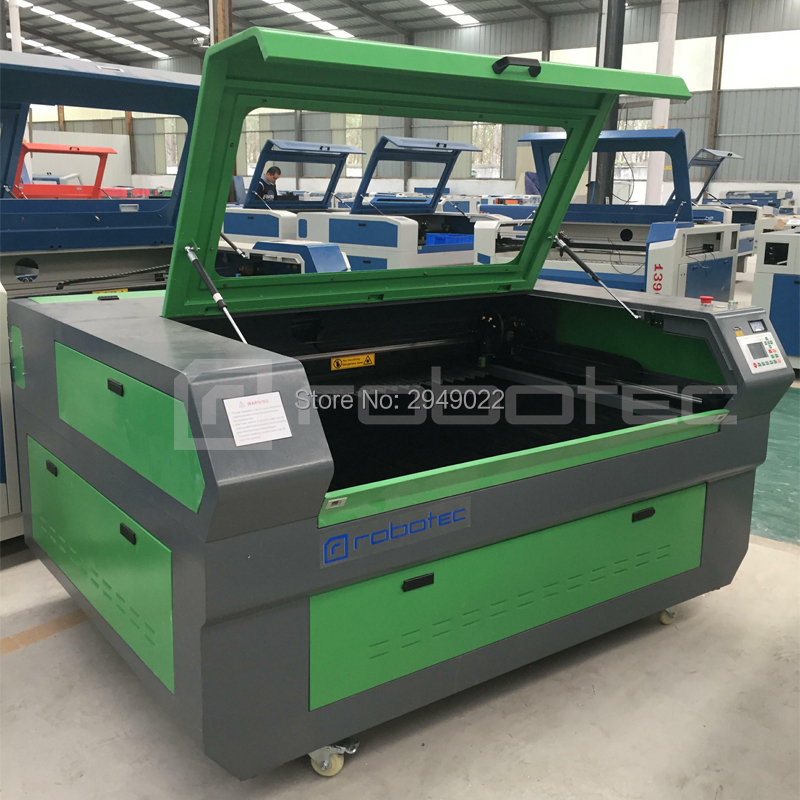 ROBOTEC cnc laser schneiden maschine 1390,laser gravur maschinen, 80w 100w laser röhre laser cutter maschine