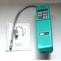 HLD 100+ Elitech Gas detector gas leak detector freon gas analyzer hvac Halogen Leak Detector Strip r134a HFC detector