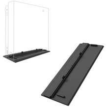 Newest Vertical Console Stand for Xbox One X Mount Dock Cradle Holder Simplicity Cooling Bracket Space Saving Non-slip pad цена и фото