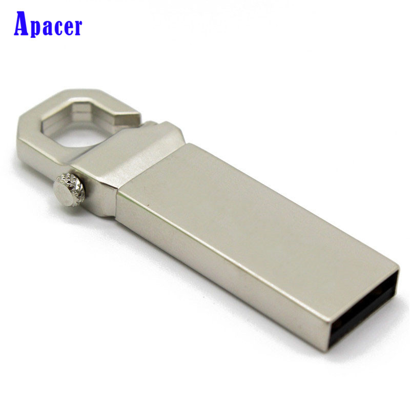 Apacer Metal pendrive usb 2.0 4G 8G 16G Pen Drive Memory creative 32GB usb flash drive creative slr camera style usb 2 0 flash drive black 32gb