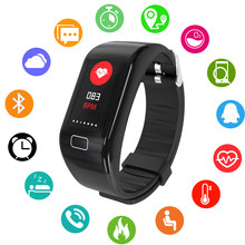 0709401b4021 BANGWEI hombres mujeres deporte impermeable pulsera inteligente reloj  Bluetooth reloj presión arterial oxígeno Monitor de sueño
