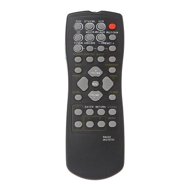 2018 Nouvelle Télécommande RAV22 WG70720 Pour Yamaha Amplificateur CD DVD RX V350 RX V357 RX V359