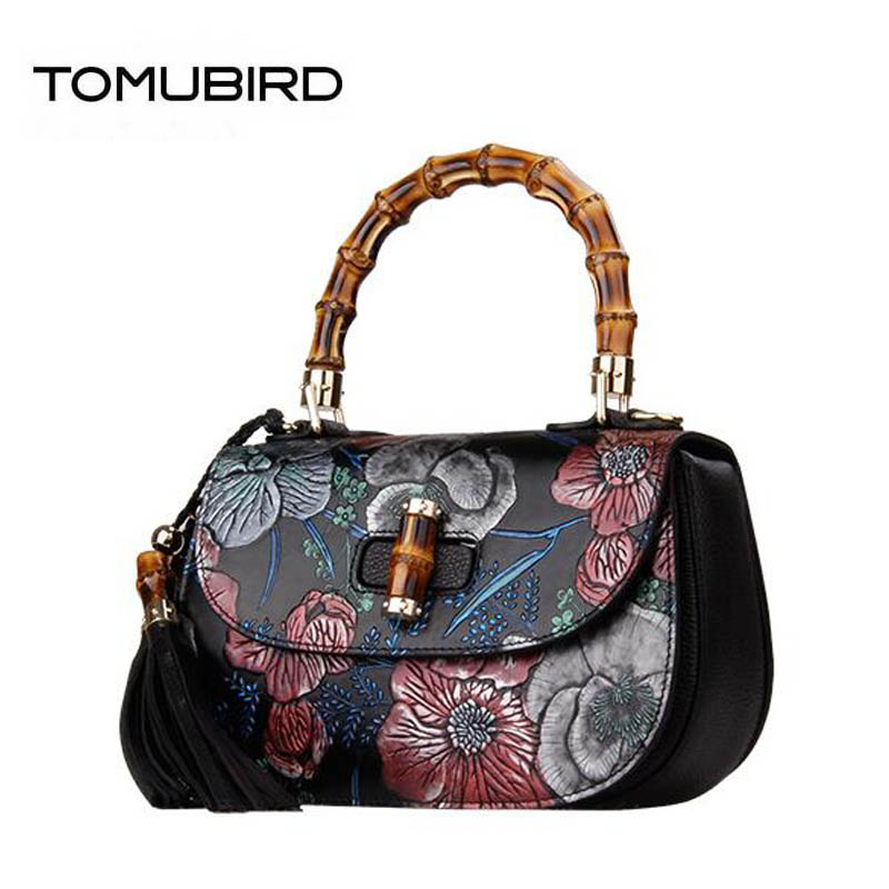 TOMUBIRD new superior cowhide leather luxury handbags women bags designer Freedom painted embossed Handbags genuine leather bag компрессор abac o20p montecarlo