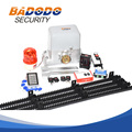 Kit de motor elétrico deslizante, 4 chave, portão, conjunto de 6 ou 7m, raquetes de nylon (lâmpada, fotocélula, teclado, botão opcional)