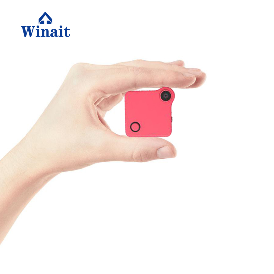 Winait Pocket IP Camera P2P AP WIFI Connect Wireless Remote Control HD 720P Mini Cam Photo Camera Motion Detection Freeshipping