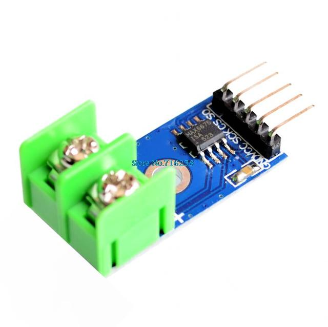 MAX6675 type Thermocouple Temperature Sensor Temperature 0-800 Degrees Module