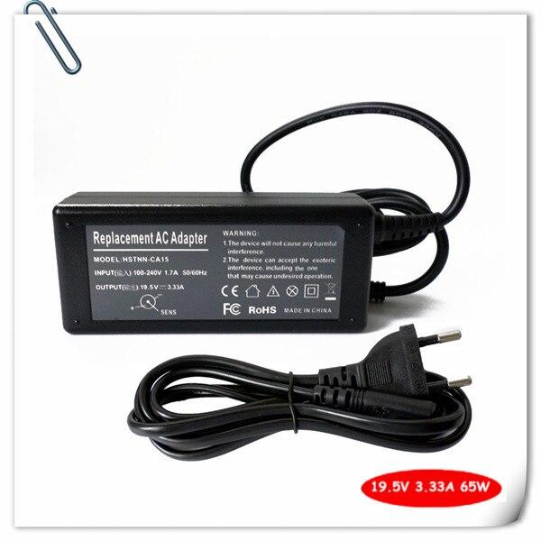 Chargeur adaptateur secteur 65 W pour HP Pavilion 15-e000si 15-e000eia 15-e000sia 15-e000sk 15-e000sr 15-e000sx cordon d'alimentation