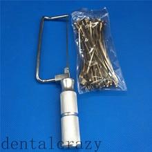 최고의 치과 실험실 짧은 석고 톱/긴 석고 톱 고품질, 치과 실험실 도구, 치과 석고 톱, 석고 톱 보우