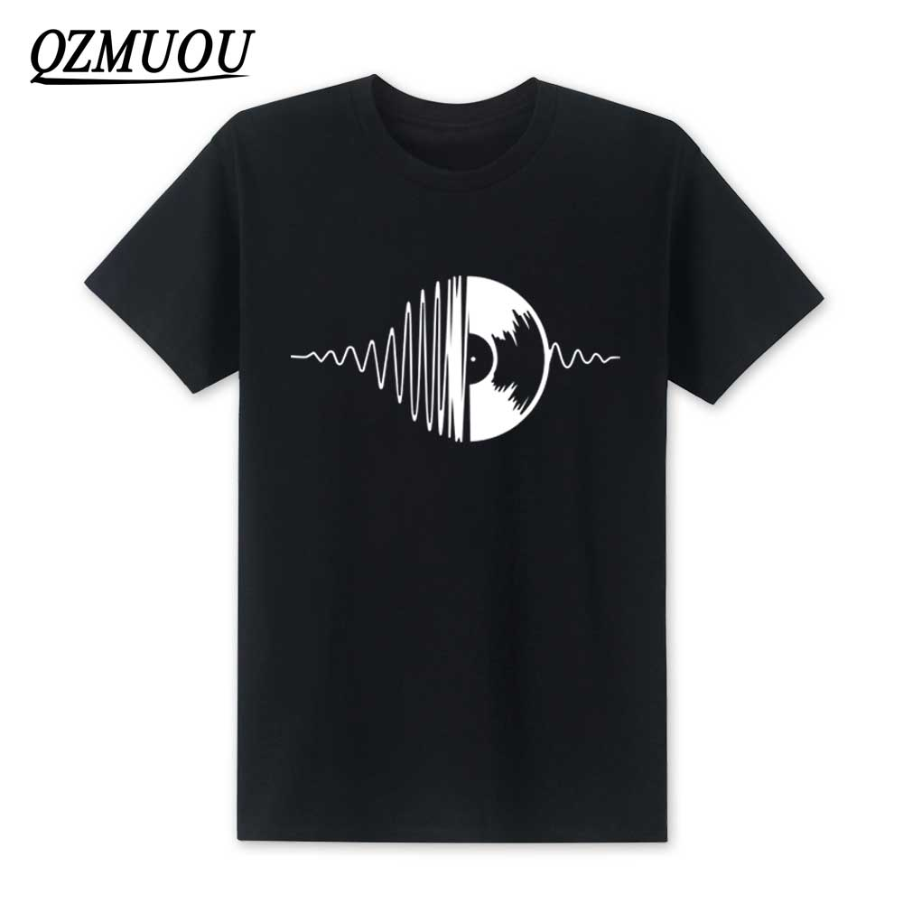 2018 New Love DJ Live T Shirts Men Casual Cotton Summer Short Sleeve Funny Hip Hop DJ Set T shirt Man O Neck Top Tee Size XS-XXL