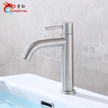304 stainless steel single cold basin faucet все цены