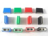 Tüketici Elektroniği'ten DJ Ekipman Aksesuarları'de 12 adet PIONEER DJM Mikser Mikser Topuzu/Fader Cap Çapraz Kesim Topuz Anahtarı Potansiyometre Fader Kap