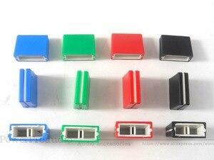 12pcs For PIONEER DJM Mixer Mixer Knob / Fader Cap Crosscut Knob Key Potentiometer Fader Cap(China)