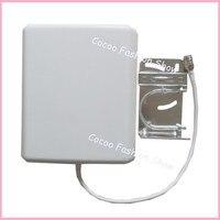Outdoor directional Panel antenna GSM 3G CDMA telefono cellulare ripetitore, ripetitore, amplificatore di sostegno 3G rete