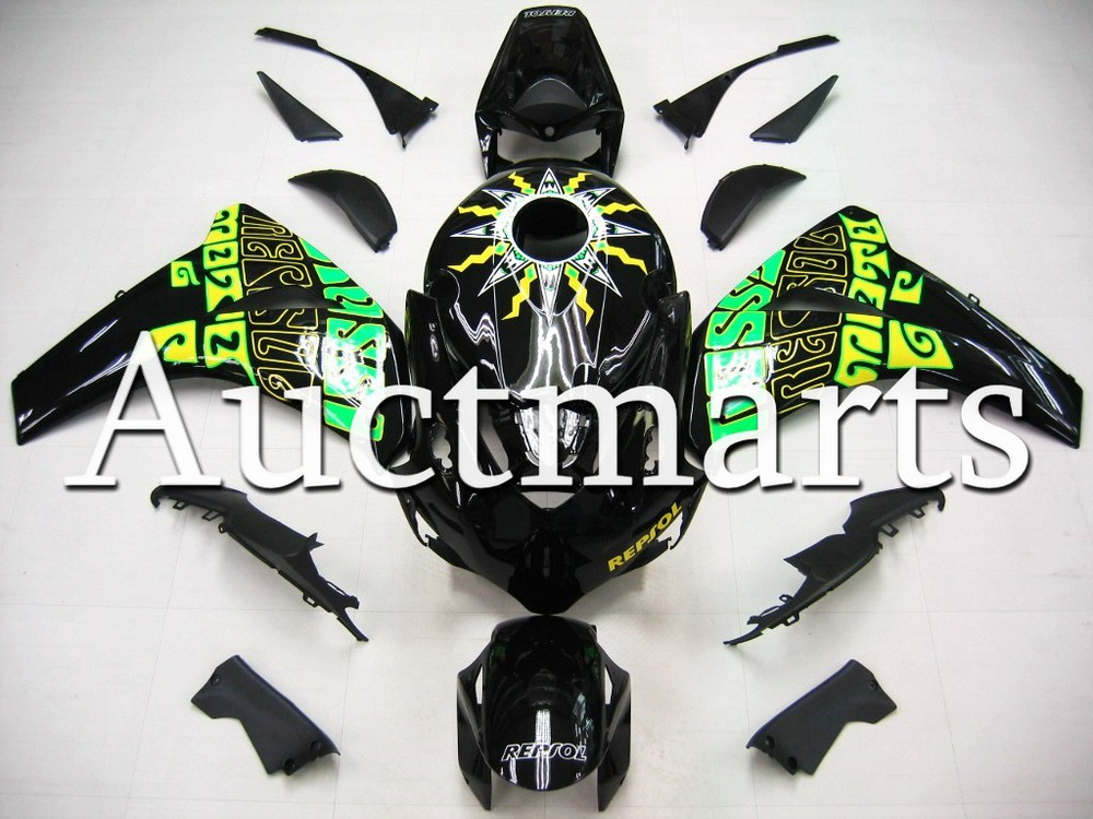 For Honda CBR 1000RR 2008 2009 2010 2011 CBR 1000 RR ABS Plastic motorcycle Fairing Kit Bodywork CBR1000RR 08 09 10 11 CB44