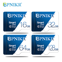 Новая карта Micro SD, 8 ГБ, 16 ГБ, 32 ГБ, 64 ГБ, 128 ГБ, карта памяти, класс скорости 10 U1, TF карта, Microsd на SD, для Android