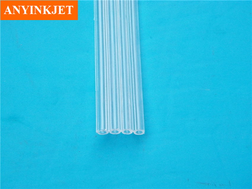 High quality 5 3MM 4 line solvent tube for Roland for Mimaki for Mutoh etc printer in Printer Parts from Computer Office
