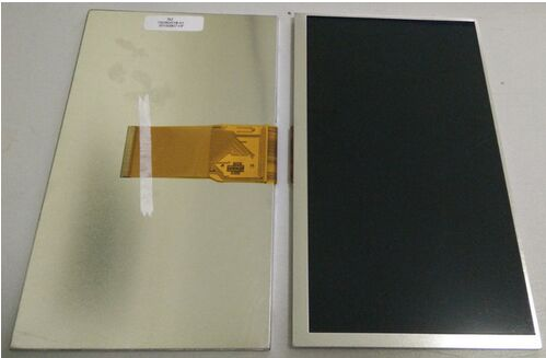New LCD Display Matrix For 7 RoverPad Air Play S7 TABLET inner LCD Display 1024x600 Screen Panel Frame Free Shipping new lcd display matrix for 7 nexttab a3300 3g tablet inner lcd display 1024x600 screen panel frame free shipping