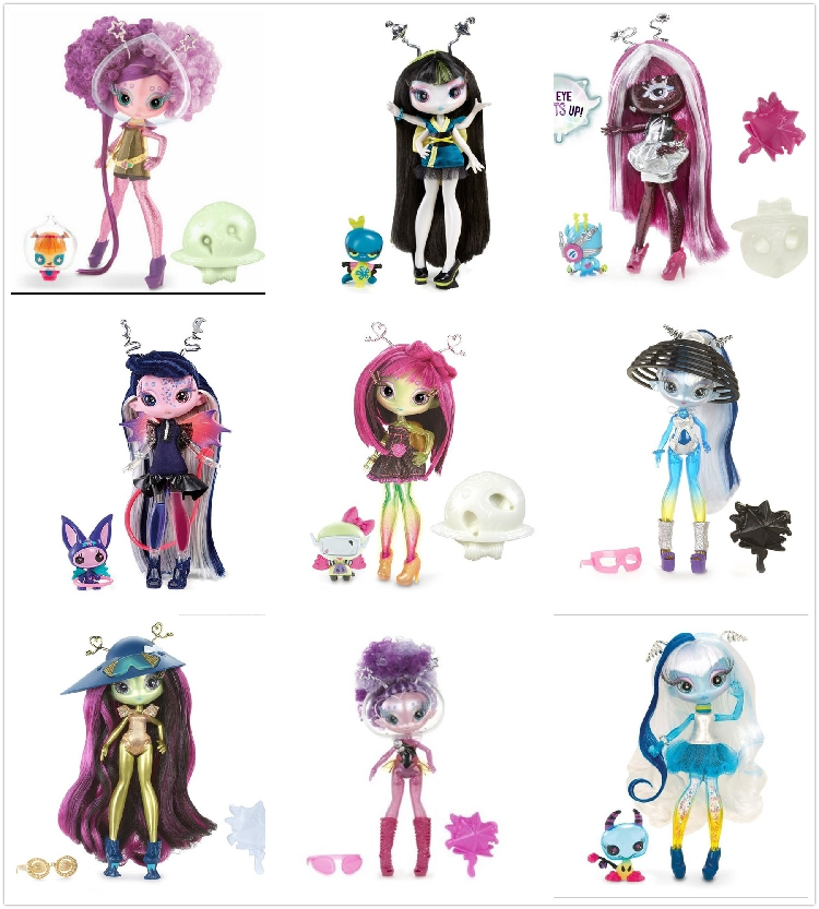 ФОТО Free Shipping Christmas Gift,Girl Birthday Gift Toys Original Doll Brand dolls accessories For Novi Stars Doll in Original box