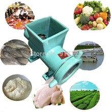 #62 Large commercial meat grinder for fish minced chicken skeleton grinder (no motor)