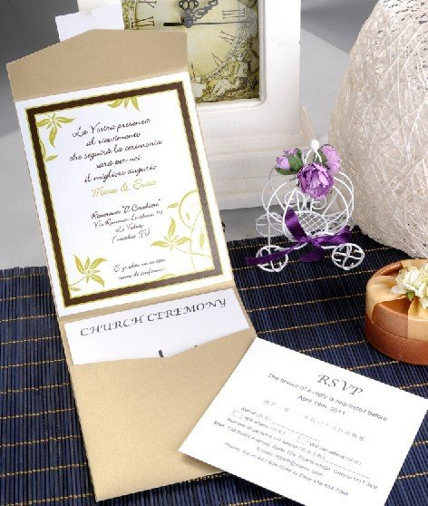 Customize Invitation card Wedding invitation SJ 02 gold color with RSVP card 4 colors available free aliexpress com buy customize invitation card wedding invitation,Customize Invitations Free