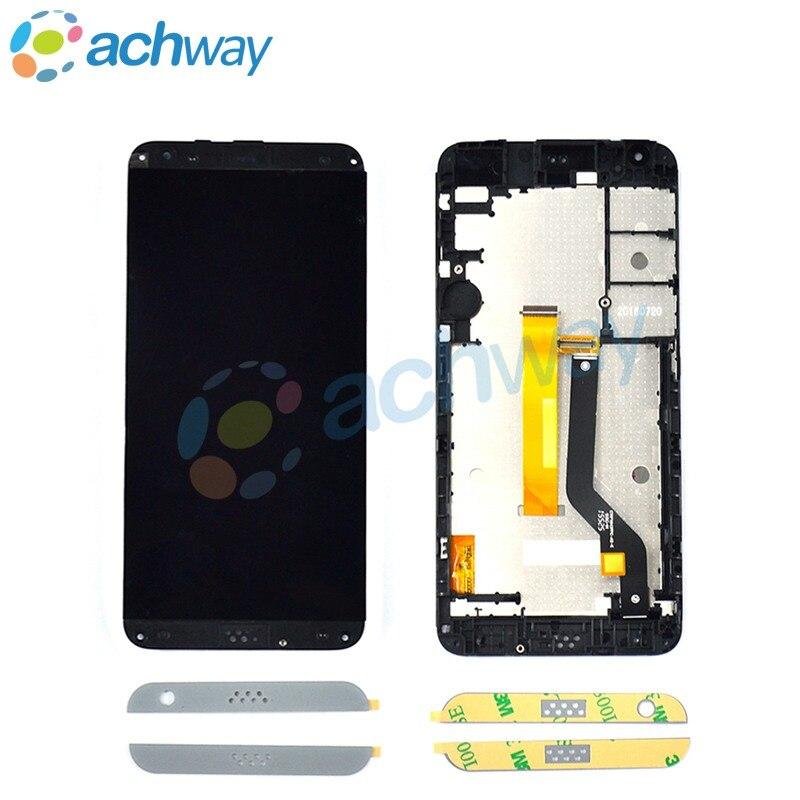 imágenes para Para HTC Desire 530 LCD Pantalla Táctil Digitalizador Asamblea 1280X720 Teléfono Móvil Reparación de Piezas de Reemplazo Para HTC 530 LCD