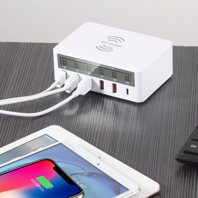Image 5 - Universal 100W 5x USB QC 3.0