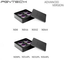 PGYTECH Advanced Filter for Mavic 2 Zoom ND8/16/32/64 PL ND8/16/32/64 Camera Lens Filters for DJI Mavic 2 Zoom Drone Accessories