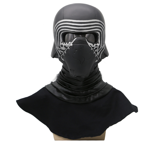 X-COSTUME Star Wars The Force Awakens Kylo Ren Neck Costume Cosplay For Mens