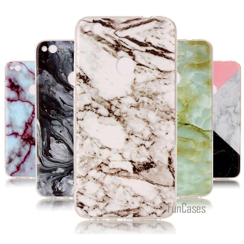 """For Huawei P8 Lite 2017 Case 3D Marble Fashione Printing Soft Silicone TPU Back Cover For Huawei P8 Lite 2017 5.2"""" Phone Cases"""