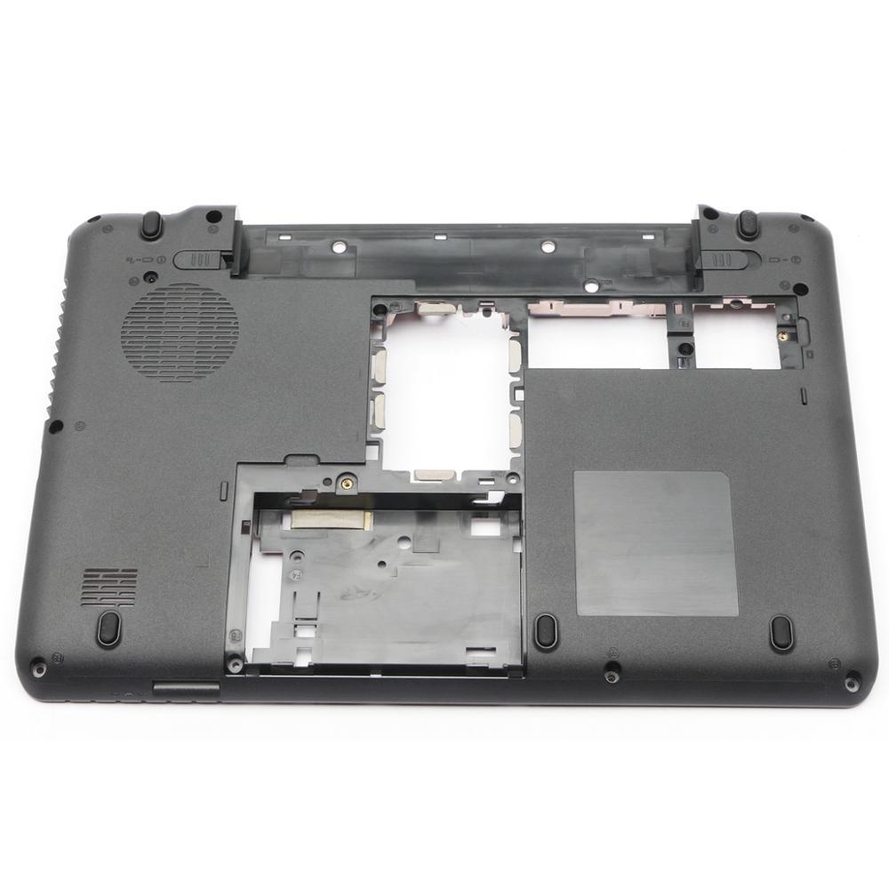 K000100510 Genuine New Bottom Base Case Cover Black AP0CL000810 For Toshiba Satellite M645 M645-SP4130L