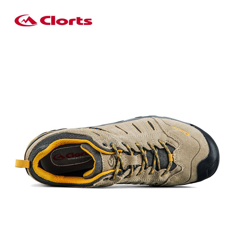 2016 Real Sapatilhas Hiking Boots Zapatillas Deportivas Hombre Outdoor Shoes 2017 Men Trekking Waterproof Slip Resistant Khaki
