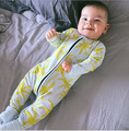 Mameluco Del bebé 2016 Otoño Invierno Fleece Baby Girl Boy Ropa de Manga Larga Mono de Una Pieza de Ropa Interior Ropa de Bebé Recién Nacido