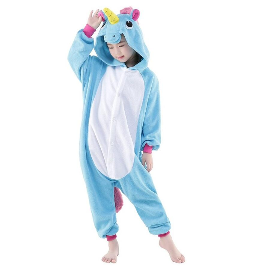 <font><b>Girls</b></font> Boys <font><b>Pajama</b></font> sets unicorn Onesie Stitch <font><b>onesies</b></font> <font><b>for</b></font> Children Kids Animal <font><b>Cute</b></font> Cartoon Cosplay pyjama Costumes Slieepwear